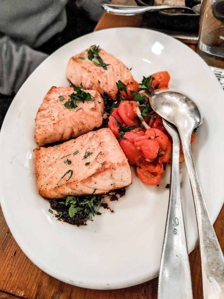 Photo of Quartino Ristorante - Chicago, IL, United States. Salmon