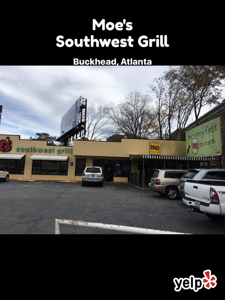 Photo of Moe's Southwest Grill - Atlanta, GA, United States
