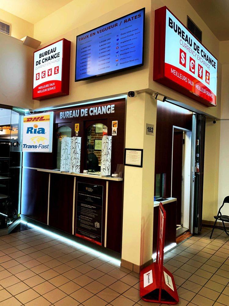 Bureau De Change Quebec Currency Exchange 740 Boulevard Cote Vertu O Saint Laurent Montreal Qc Phone Number Yelp