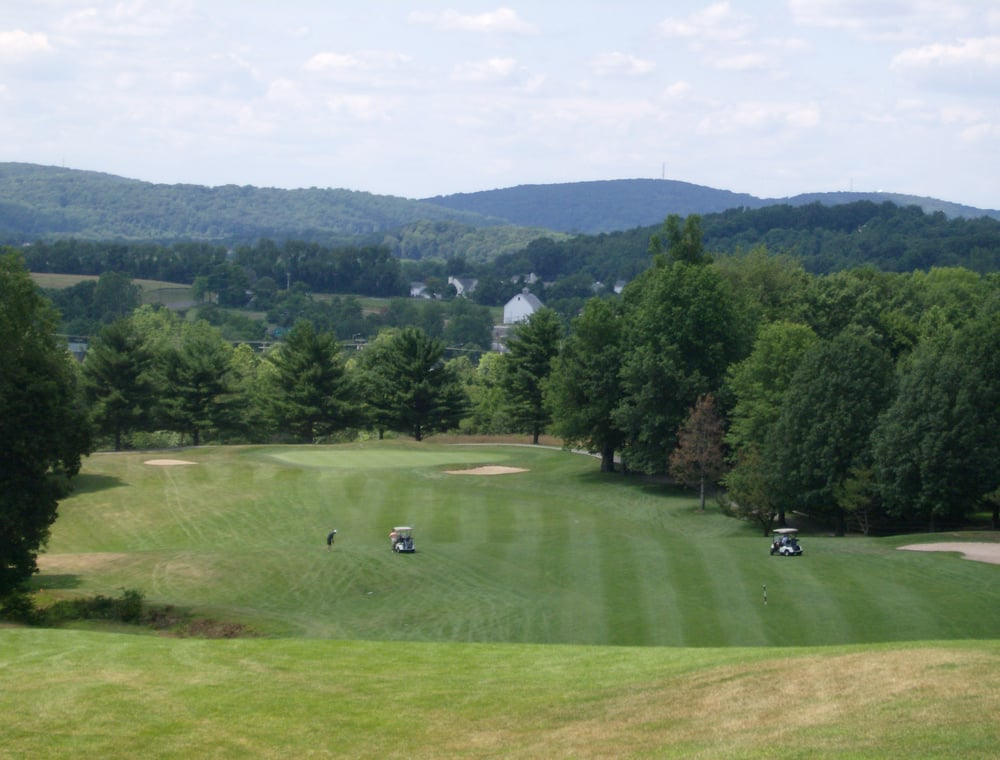 Photo of Beaver Brook Country Club - Clinton, NJ, United States. Enjoy some of the most stunning views of Hunterdon County