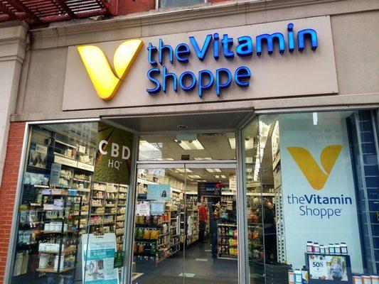 The Vitamin Shoppe 244 E 86th St New York Ny Vitamin Shops Mapquest