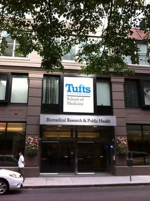 hotels near tufts university