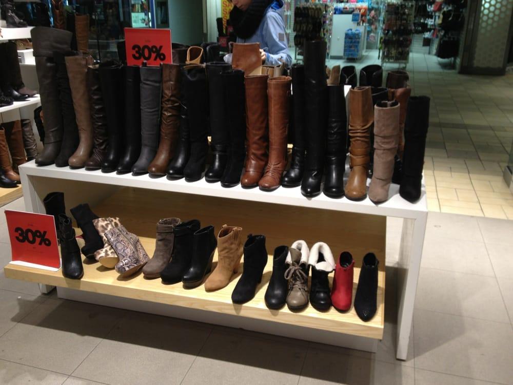 rideau shoe stores
