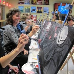 Paint Sip In Quarryville Yelp