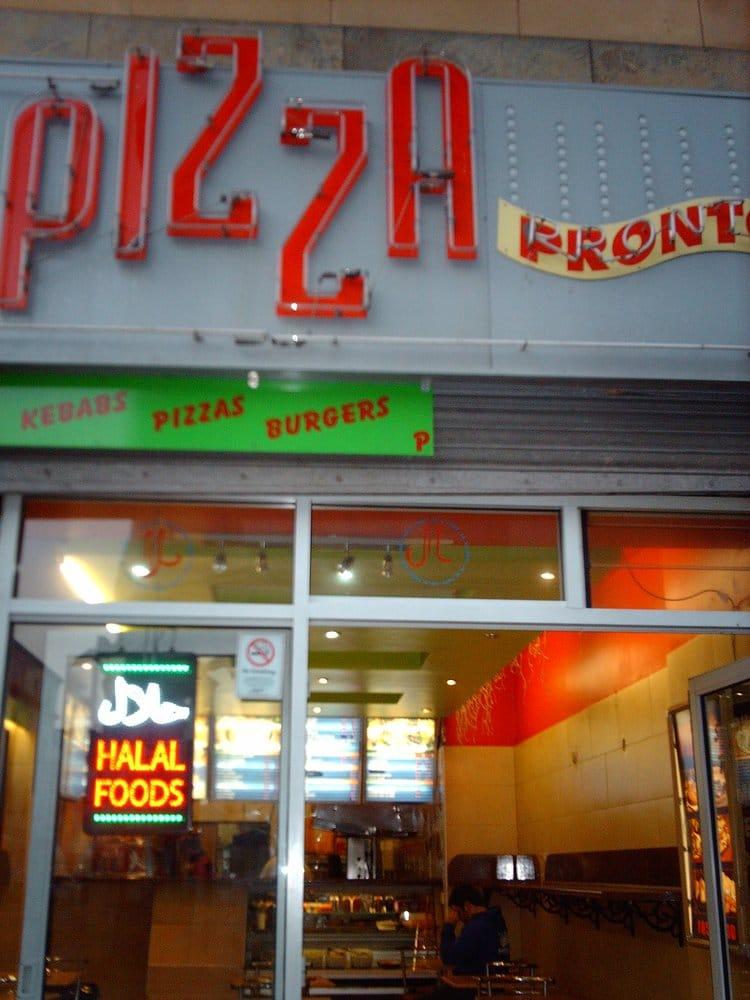 Pizza Pronto Pizza 45 Bold Street Liverpool Merseyside