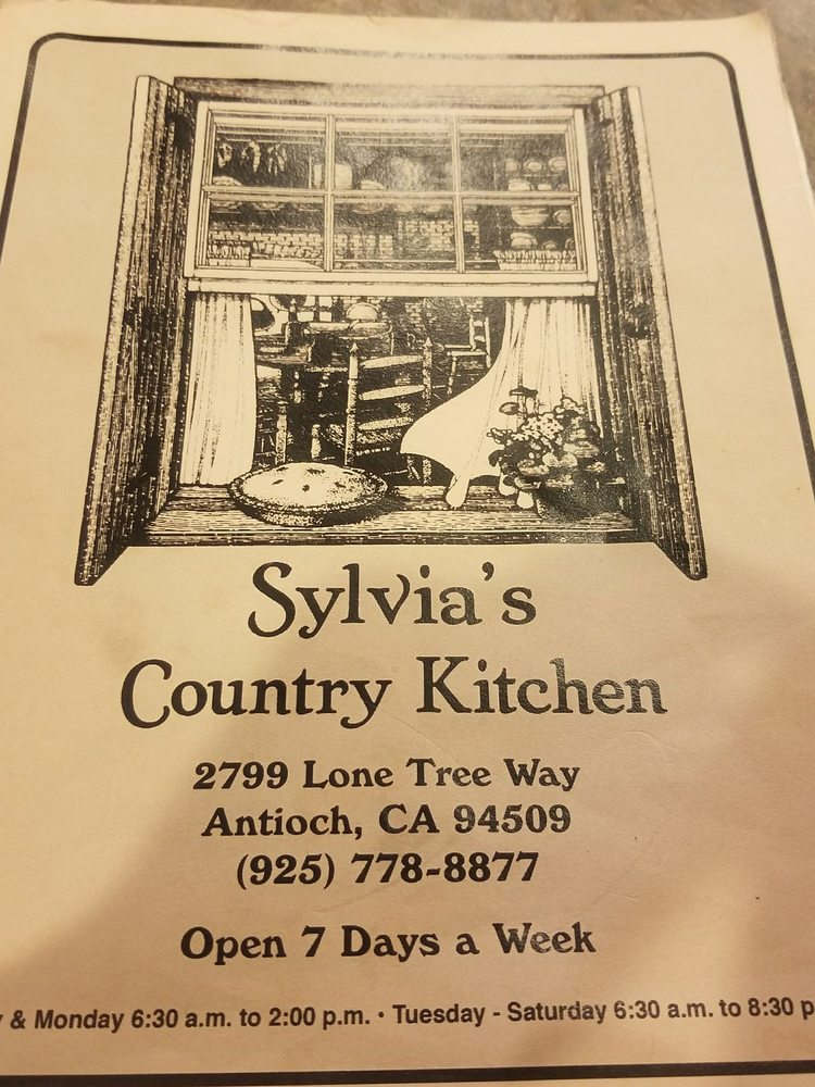 Sylvia S Country Kitchen Takeout Delivery 215 Photos 348 Reviews Breakfast Brunch 2799 Lone Tree Way Antioch Ca Restaurant Reviews Phone Number Yelp