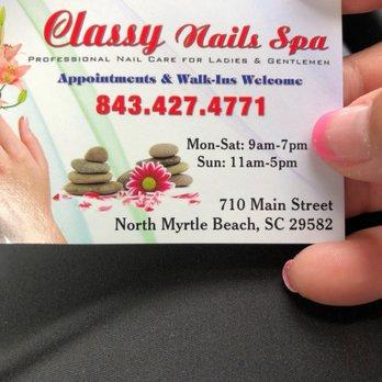 nail salon north myrtle beach sc