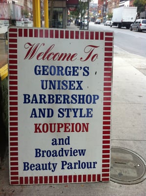 BROADVIEW BEAUTY PARLOUR - Barbers - 741 Queen Street E, Toronto, ON - Phone Number