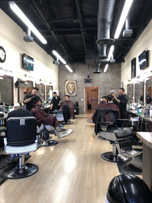 The Mane Barber Shop Updated Covid 19 Hours Services 111 Photos 248 Reviews Barbers 5135 S Fort Apache Rd Las Vegas Nv Phone Number Yelp