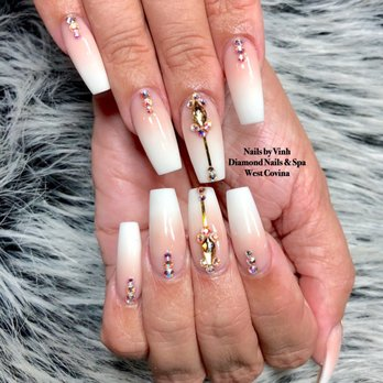 Diamond Nails Spa 2452 Photos 350 Reviews Nail Salons 1006 W Covina Pkwy West Covina Ca Phone Number Yelp