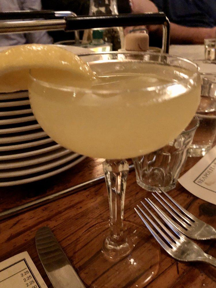 Photo of Quartino Ristorante - Chicago, IL, United States. Limoncello (Lemon)