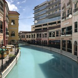 The Venice Grand Canal Mall