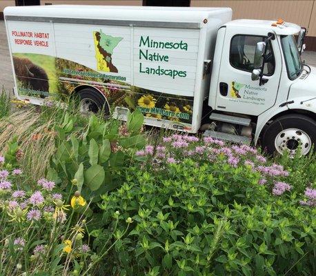 Minnesota Native Landscapes 14088 Highway 95 Ne Foley Mn Landscaping Mapquest