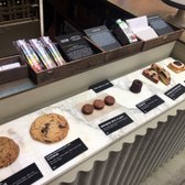 Photo of Dandelion Chocolate - Ferry Building - San Francisco, CA, United States. Baked goodies available here