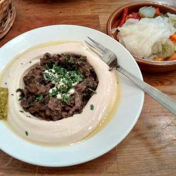 israelisk mat stockholm