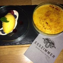 photo of restaurant esszimmer sankt peter ording schleswig holstein germany