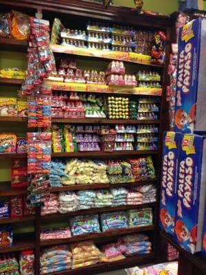Las Delicias Mexicanas 1777 Airline Dr Houston, TX Candy