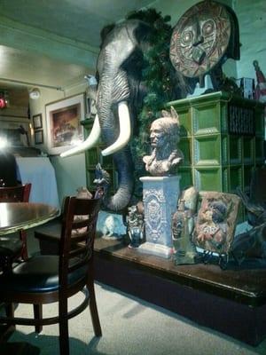 Photo of Queen's Gambit Restaurant & Banquets - Woodbridge, VA, United States. I'm not so sure I can describe that...