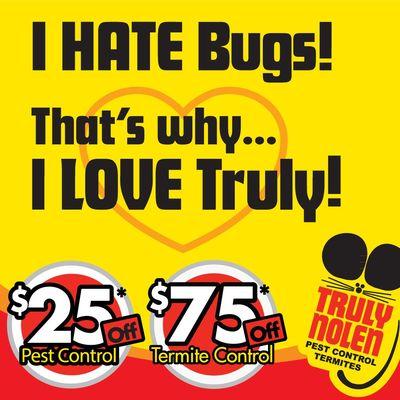 Truly Nolen Pest Termite Control 3839 Domestic Ave Naples Fl Pest Control Mapquest