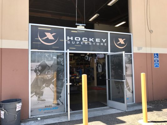 Hockey X Superstore 210 Hegenberger Loop Oakland Ca Hockey Equipment Mapquest