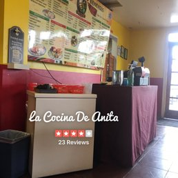 Photos For La Cocina De Anita Inside Yelp