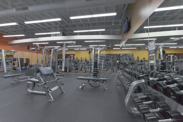 Anytime Fitness 395 W Tyranena Park Rd Lake Mills Wi Exercise Programs Mapquest