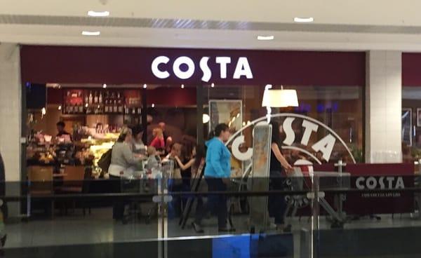 Costa Coffee Coffee Tea Shops 564 568 Kennedy Centre