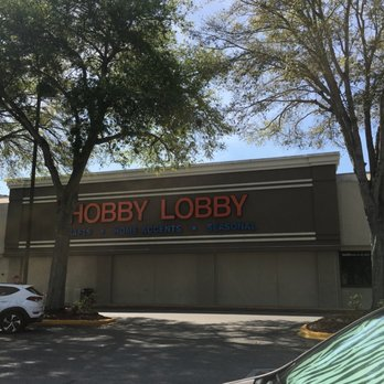 Hobby Lobby 17 Photos Arts Crafts 16880 Us 441 Mount Dora Fl Phone Number Yelp