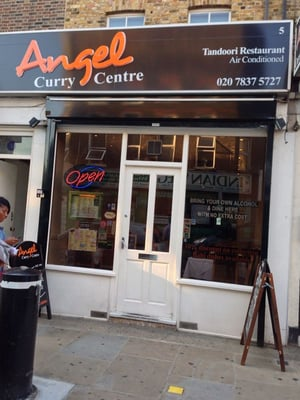 Angel Curry Centre 13 Reviews Indian 5 Chapel Market