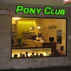 Pony club friseur
