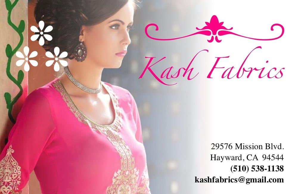 Kash Fabrics 72 Photos 213 Reviews
