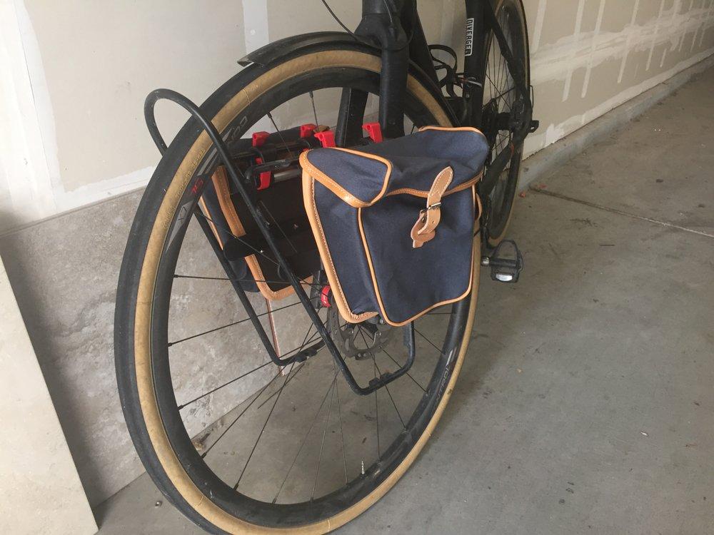 Silva Internal Brake Cable Kit Bicycle Frame Building