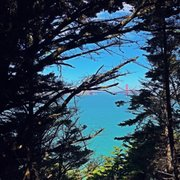 """Photo of Lands End - San Francisco, CA, United States. There """"she"""" is!"""