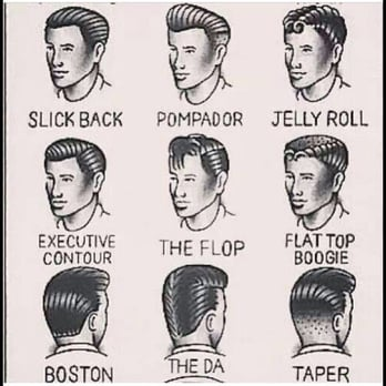 Barber Shop Haircuts Pictures 64