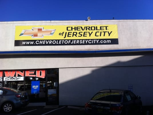 Chevrolet Of Jersey City 905 Communipaw Ave Jersey City Nj Car Service Mapquest