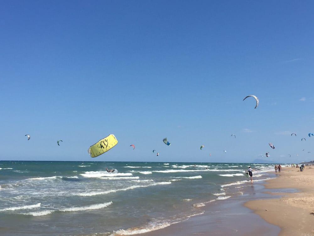 Resultado de imagen de mareny blau kitesurf
