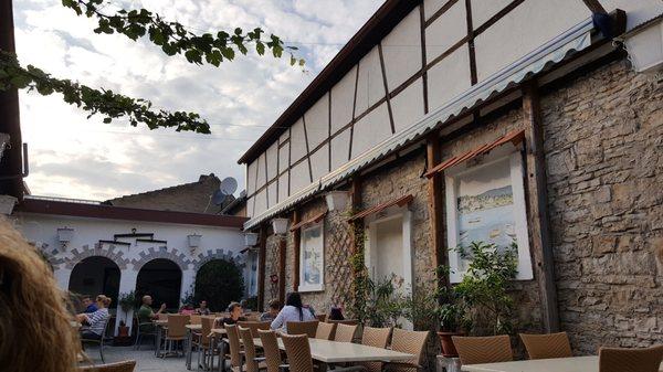 Restaurant Nikopolis Griechisch Kirchbergweg 2 Volkach