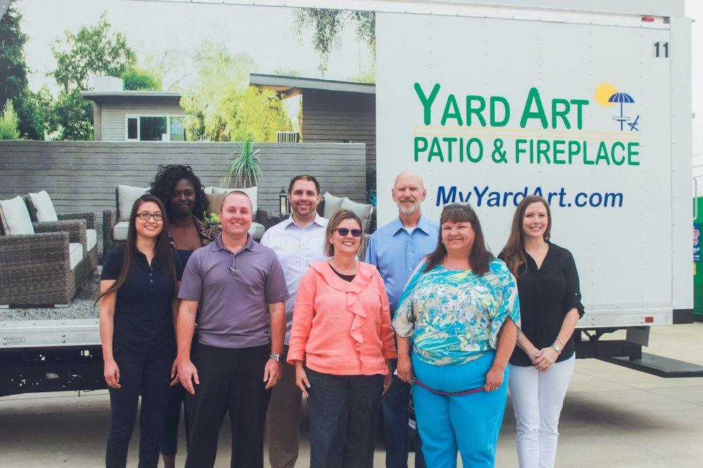 Yard Art Patio Fireplace 18 Photos Furniture Stores 111