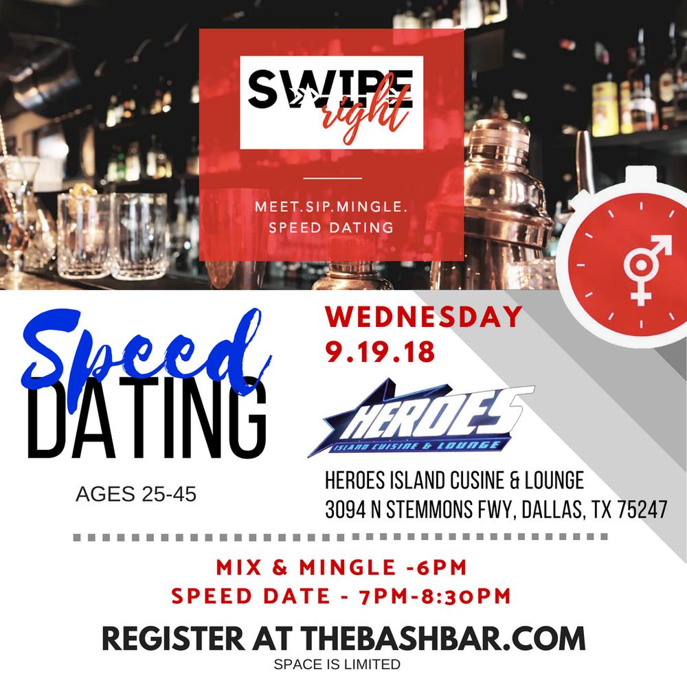 Speed Dating w Dallas TX