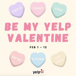 Be My Yelp Valentine