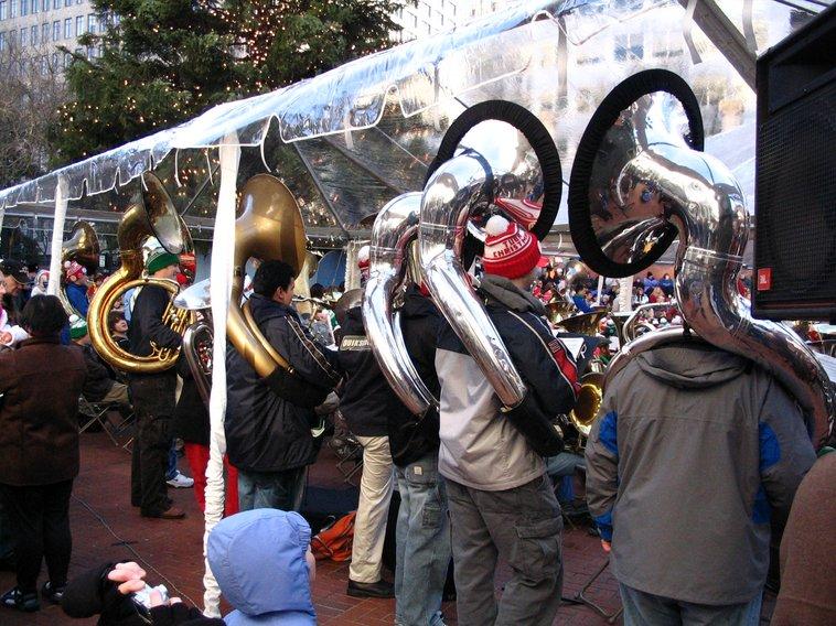 tuba christmas!, Portland | Events - Yelp