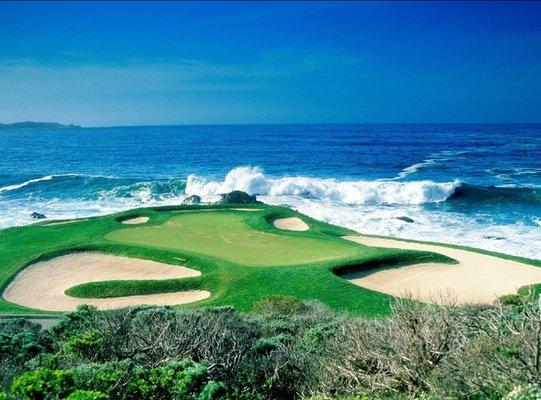Golfing M.