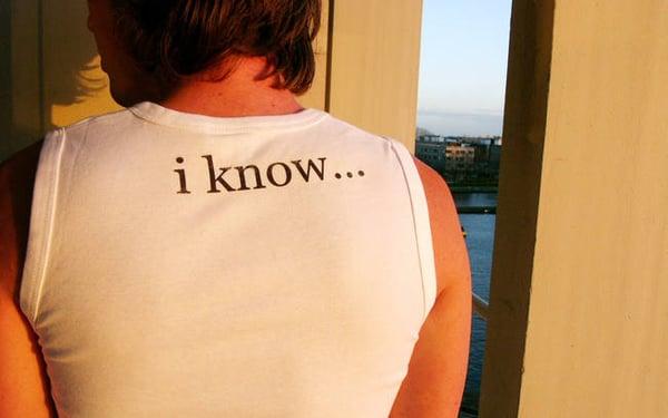 I Know W.