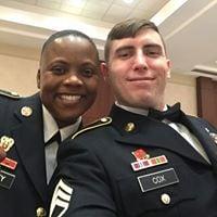 Staff Sergeant R.