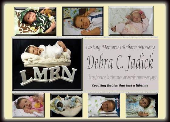 Lasting Memories Reborn Nursery D.
