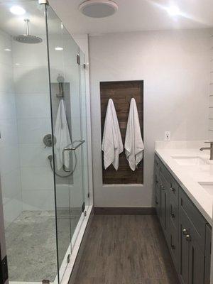 Complete Bath Remodel in Fremont