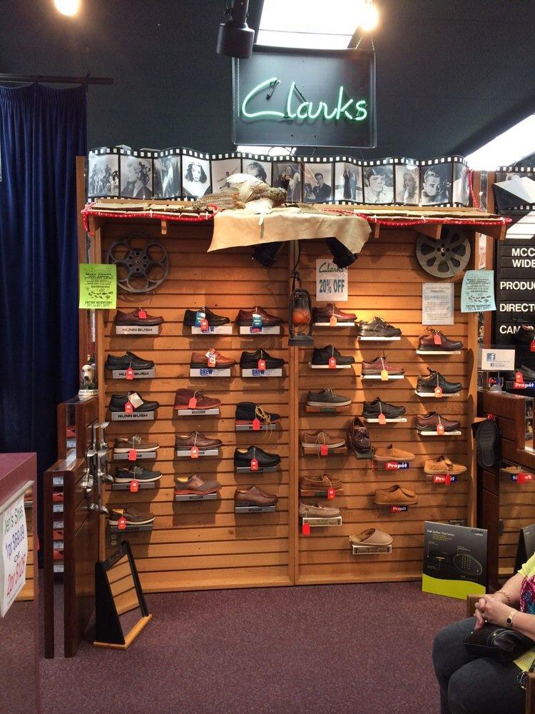 Shoe Stores - 685 S Brea Blvd, Brea, CA