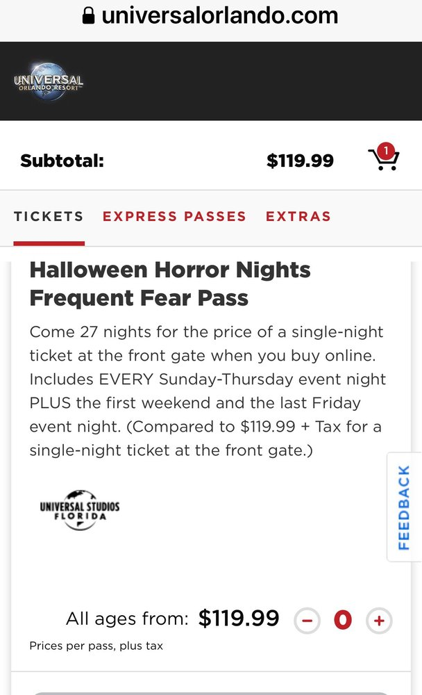 Halloween Horror Nights Orlando 2020 Yelp Halloween Horror Nights   900 Photos & 362 Reviews   Haunted