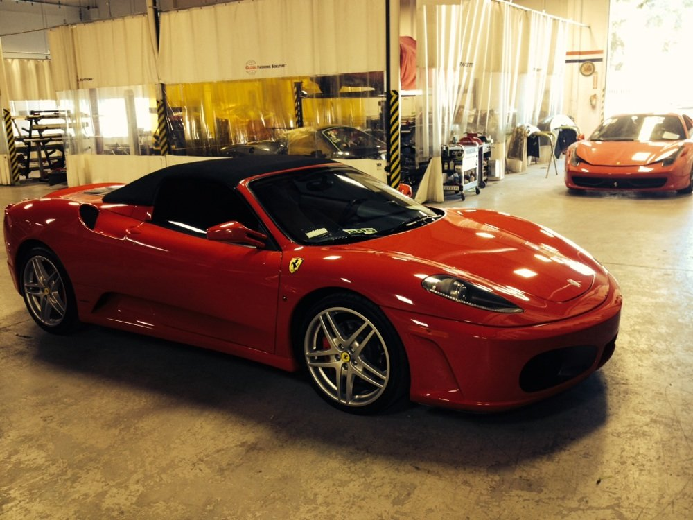 Ferrari Beverly Hills Service And Collision Center 10 Reviews Body Shops 2110 Cotner Ave Sawtelle Los Angeles Ca Phone Number