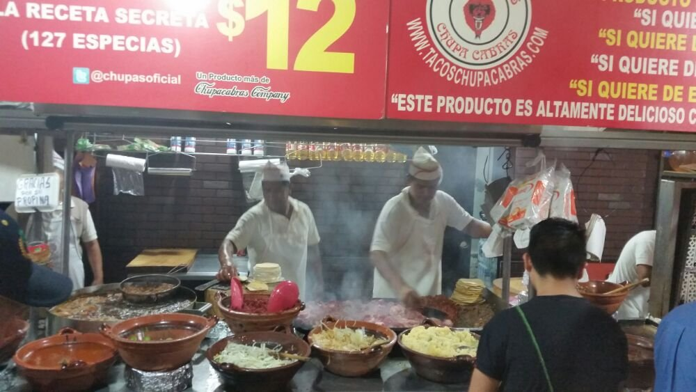TACOS EL CHUPACABRAS - 25 Photos & 19 Reviews - Tacos - Cto. Interior Río  Churubusco S/N, México, D.F., Mexico - Restaurant Reviews